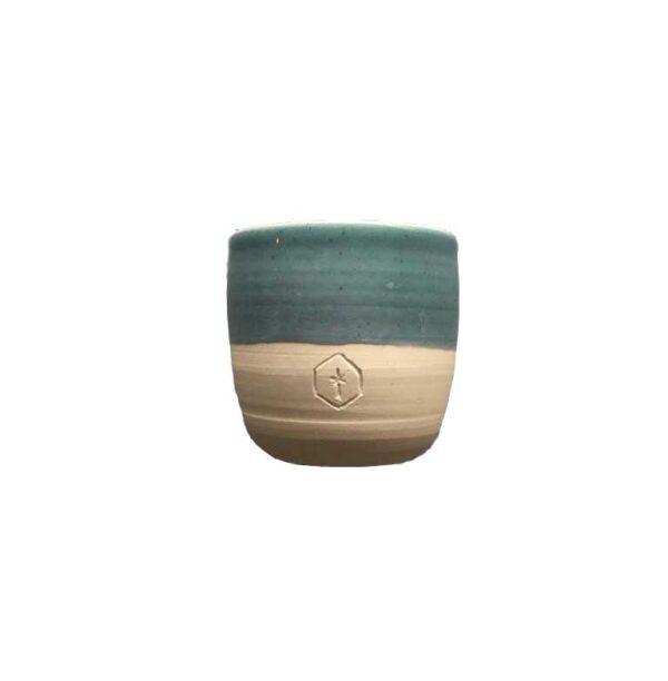 Manalo Chai latte/ thee handgemaakte keramieken kopje